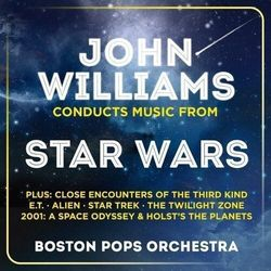 John Williams - John Williams Conducts Star Wars (Polska cena) (2 CD)