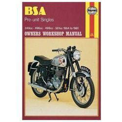 BSA Pre-unit Singles (1954 - 1961)