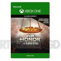 Pozostałe gry i konsole, For Honor - 5000 Steel Credits [kod aktywacyjny]