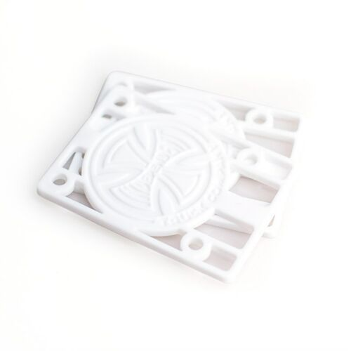 Pozostały skating, podkładka INDEPENDENT - Genuine Parts Risers 1/8 in White (104785) rozmiar: 1/8