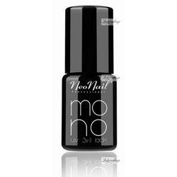 NeoNail - MONO UV 3 IN 1 LACK - TOP MONO - Bezbarwny lakier hybrydowy - 4741