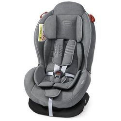 Espiro fotelik samochodowy Delta 2019 07 gray&silver
