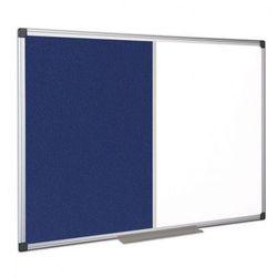 Tablica magnetyczno - tekstylna, 1200x900 mm