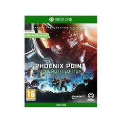SNAPSHOT GAMES Phoenix Point: Behemoth Edition Xbox One