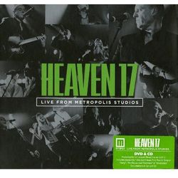Heaven 17 - Live From -Dvd+Cd-