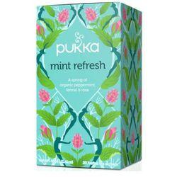 PUKKA 20x2g Mint Refresh Herbata z miętą Organiczna