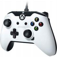 Gamepady, Kontroler PDP Biało-czarny do Xbox One/PC