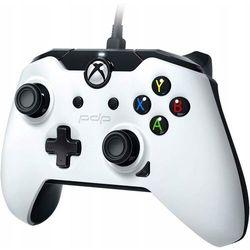 Kontroler PDP Biały (Xbox One/PC) + Zamów z DOSTAWĄ JUTRO!