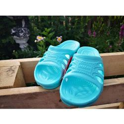 IBIZA B klapki dla dzieci z pianki basenowe Demar 26-35 34/35