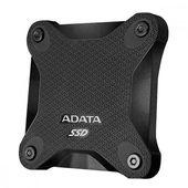 Dysk zewnętrzny ADATA SD600Q ASD600Q-240GU31-CBK 240 GB USB 3.1