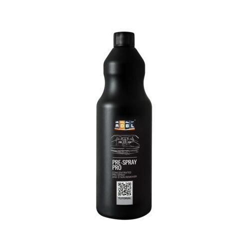 Środki do czyszczenia tapicerki samochodowe, ADBL Pre Spray PRO 500ml płyn do prania tapicerki