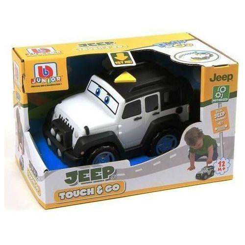 Osobowe dla dzieci, BB Junior Jeep Samochód Dotknij i jedź