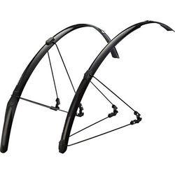 Zefal Shield R30 Zestaw błotników rowerowych, black 2019 Błotniki zdejmowane Przy złożeniu zamówienia do godziny 16 ( od Pon. do Pt., wszystkie metody płatności z wyjątkiem przelewu bankowego), wysyłka odbędzie się tego samego dnia.