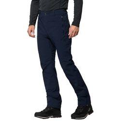 Męskie spodnie softhellowe ACTIVATE SKY XT PANTS M midnight blue - 106