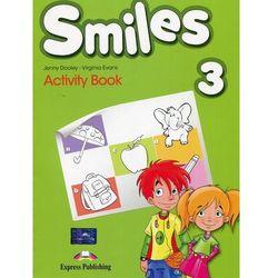 Smiles 3 Activity Book - Jenny Dooley, Virginia Evans (opr. miękka)