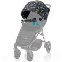 Pozostałe wyposażenie wózków, Britax Römer zestaw kolorów do wózka B-Agile 4 Plus/B-Motion 3/4 Plus Limited, Butterfly Flower - BEZPŁATNY ODBIÓR: WROCŁAW!