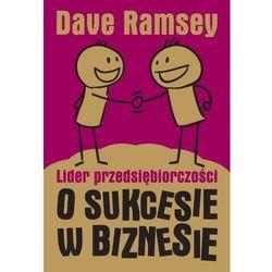Lider przedsiębiorczości - Dave Ramsey
