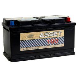 Akumulator Asset 12V 100 Ah / 850 A wysoki