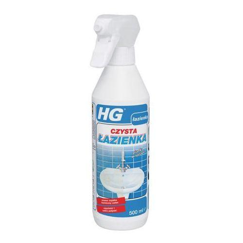 Pianki do czyszczenia armatury, HG czysta łazienka - pianka