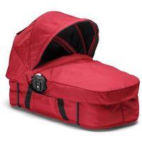 Gondole do wózków, Gondola BABY JOGGER City Select Red Czarna Rama + DARMOWY TRANSPORT!