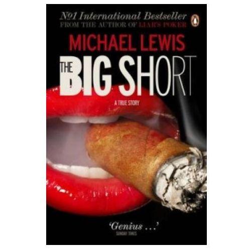 Książki do nauki języka, The Big Short (opr. miękka)