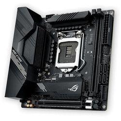 Asus Płyta główna ROG STRIX B460-I GAMING s1200 2DDR4 DP/HDMI mini-ITX