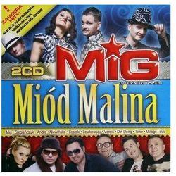 MIG PREZENTUJE - MIÓD MALINA (2CD)