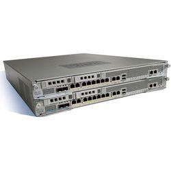 ASA5585-S10X-K9 Cisco ASA 5585-X Security Plus Firewall Edition SSP-10 bundle includes 8 Gigabit Ethernet interfaces, 2 10 Gigabit Ethernet SFP+ interfaces, 2 Gigabit Ethernet management interfaces, 5000 IPsec VPN peers, 2 Premium VPN peers, dual AC power, 3DES/AES licen
