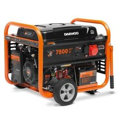 Agregat prądotwórczy benzynowy DAEWOO GDA 8500E-3