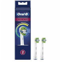Końcówka szczoteczki ORAL-B Floss Action CleanMaximiser EB25-2 (2 sztuki)