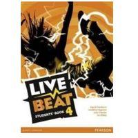 Książki do nauki języka, Live Beat 4 Student's Book*natychmiastowawysyłkaod3,99 (opr. miękka)