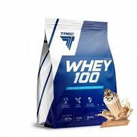 Odżywki białkowe, TREC WHEY 100 BIAŁKO 2000g COOKIES