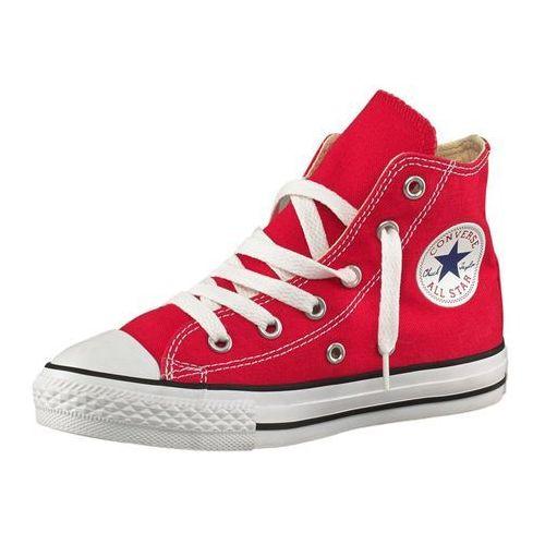 Obuwie sportowe dziecięce, CONVERSE Trampki 'Chuck Taylor Allstar' czerwony / czarny / biały