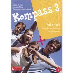 Kompass 3 Podręcznik z płytą CD język niemiecki (opr. miękka)