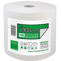 Czyściwo papierowe 2 warstwy celulozowe białe 237 m Czyściwo dwuwarstwowe