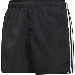 adidas 3-Stripes VSL Spodnie krótkie Mężczyźni, black/white XL 2019 Stroje kąpielowe Przy złożeniu zamówienia do godziny 16 ( od Pon. do Pt., wszystkie metody płatności z wyjątkiem przelewu bankowego), wysyłka odbędzie się tego samego dnia.