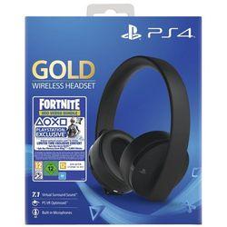 Zestaw słuchawkowy SONY PlayStation Gold + Zestaw do gry Fortnite: Neo Versa