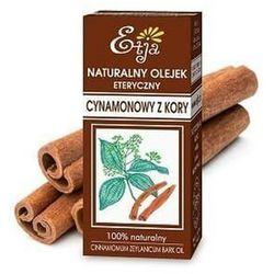 ETJA - Naturalny olejek eteryczny CYNAMONOWY