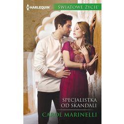 Specjalistka od skandali - Carol Marinelli (EPUB)