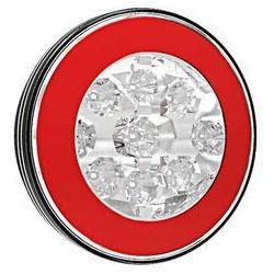 Lampa LED przeciwmgielna 2 funkcje okrągła (FT111)