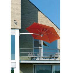 Parasol na balkon Paraflex wallflex 270cm z wysięgnikiem 235cm (tkanina Premium 2017)