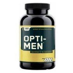 OPTIMUM OPTI MEN 180 tabletek witaminy na stres
