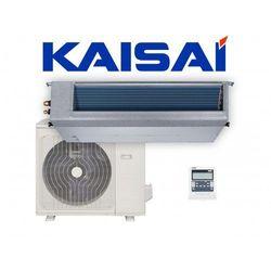 Klimatyzacja, klimatyzator kanałowy seria SLIM 5,3kW/5,6kW (KTI-18HWB32X, KOB30-18HFN32X)