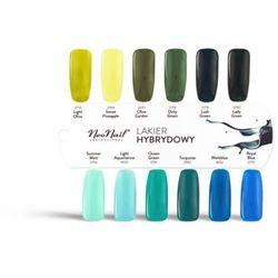 UV Gel Polish Color lakier hybrydowy 2992 Turquoise 6ml - NeoNail
