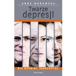 Twarze depresji - Wysyłka od 3,99 - porównuj ceny z wysyłką (opr. miękka)