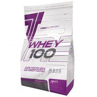 Odżywki białkowe, TREC WHEY 100 2270g 100% BIAŁKO WPC WANILIA