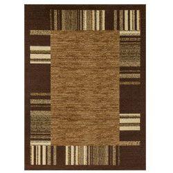Dywan SOLAR brązowy 200 x 300 cm