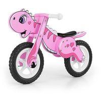 Rowerki biegowe, Rower biegowy Dino Pink