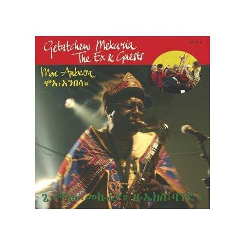 Pozostała muzyka rozrywkowa, Moa Anbessa - Ex / Getatchew Mekuria / Guests, The (Płyta CD)