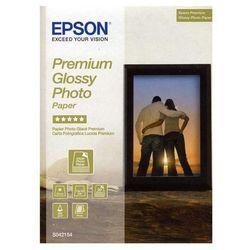 Epson C13S042154 Premium Glossy Photo Paper, 13x18, 255 g/m2, 30 arkuszy